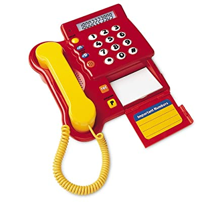 Learning Resources Teaching Telephone: Toys & Games