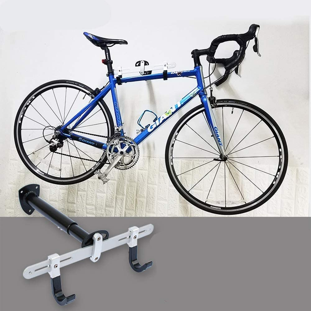 KJRJKX Horizontal bicicleta de suspensión de la pared, sostenedor ...