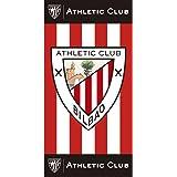 Athletic Club Bilbao Llavero Oficial Piel Negro con Escudo ...