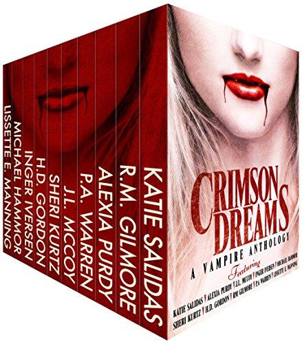 Crimson Dreams: A Vampire Anthology