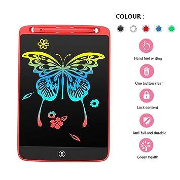 Color Tableta De Escritura LCD Tableta De Dibujo Pizarra ...