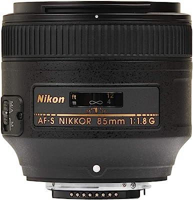 Nikon 85mm Porträtobjektiv