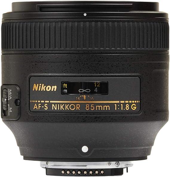 Nikon Af S Nikkor 85 Mm 1 1 8g Objektiv Kamera