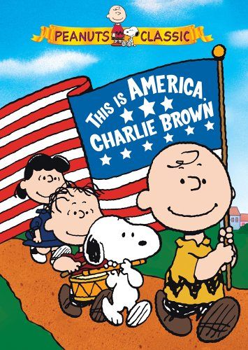 Peanuts - This Is America, Charlie Brown
