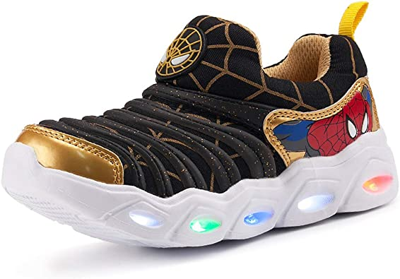 Kids Light Up Shoes Led Flash Sneakers