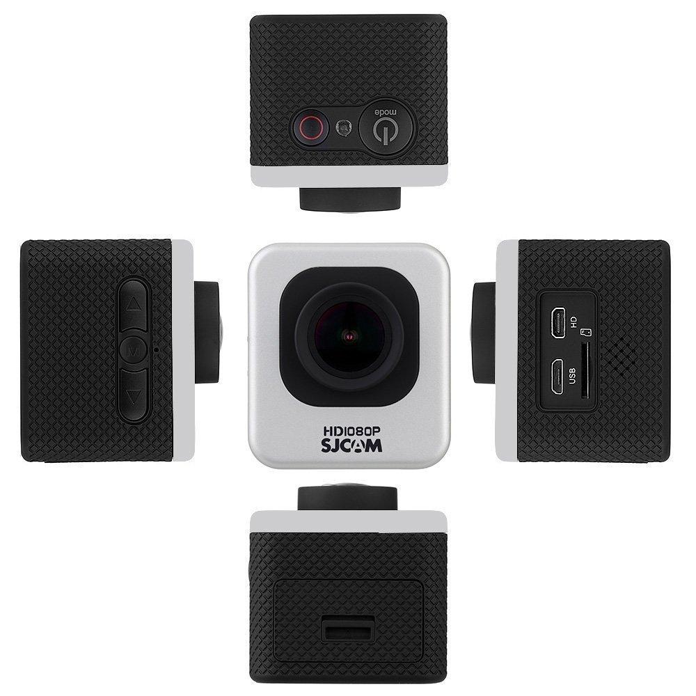 Amazon.com: 1.5 inch SJCAM M10 Cubo Sport heltmet Camera 12 ...
