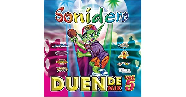 Amazon.com: Duende Mix Sonidero 5: Music