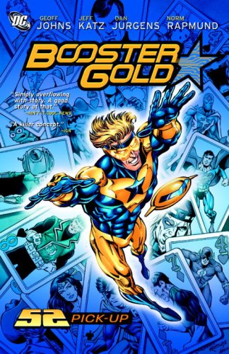 Download Booster Gold: 52 Pick-Up SC ebook