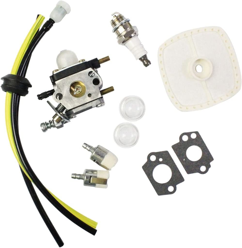 Carburetor Kit Set For Zama Mantis Tiller 7222 Echo Zama C1U-K54A 12520013124 OL
