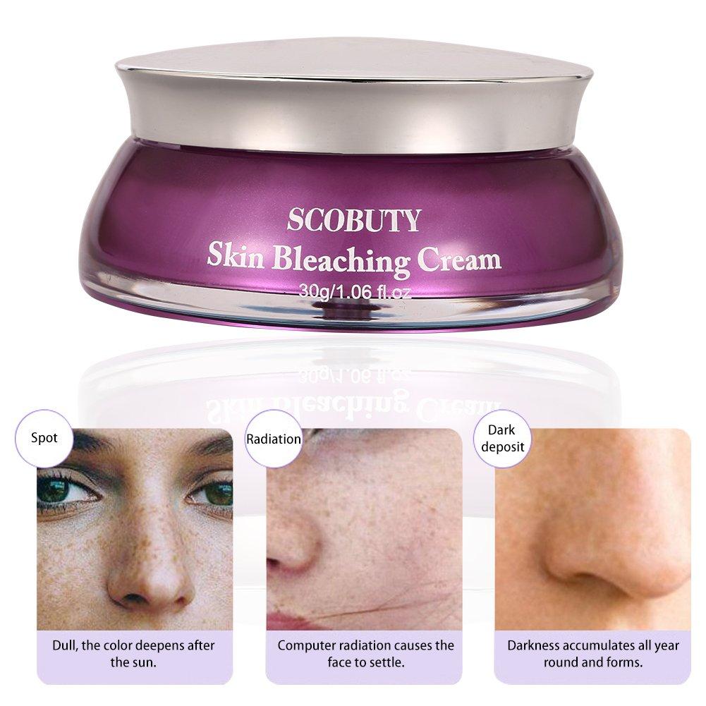 SCOBUTY skin whitening cream image