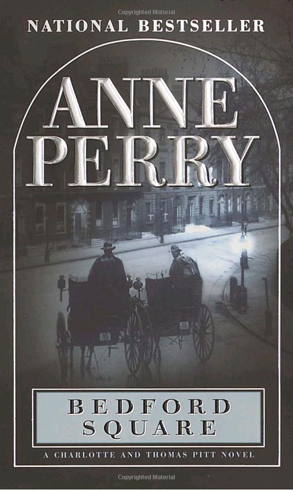 Download Bedford Square: A Charlotte and Thomas Pitt Novel PDF