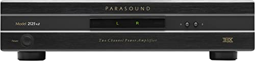 Parasound 2125v2 150 Watt Stereo Power Amplifier