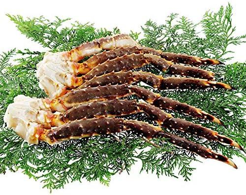 生 タラバガニ 【 笑顔の食卓 匠 】 生たらば蟹肩脚 1.2kg超