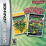 Teenage Mutant Ninja Turtles Double Pack (TMNT, Battle Nexus 2, Teenage Mutant Ninja Turtle - Game Boy Advance