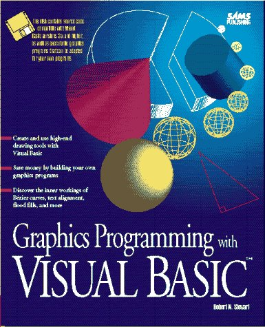 Graphics Programming With Visual Basic/Book and Disk