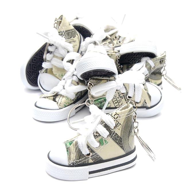 Amazon.com: favorict (12 unidades) lona Mini Zapatilla ...