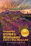 img - for Wild in Arizona: Photographing Arizona's Wildflowers, A Guide to When, Where, and How book / textbook / text book