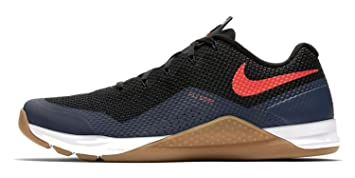 ce7a76f8323 Nike Men s Metcon Fitness and Training Shoe Repper DSX Black Red Blue