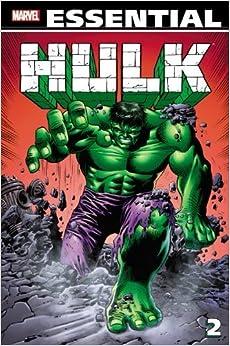 Essential Hulk Volume 2: Reissue March 21, 2012