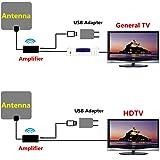 HDTV Indoor Digital TV Fox Signal Amplifier Booster