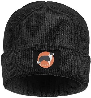 COLLJL-8 Men//Women Horse Girl Outdoor Stretch Knit Beanies Hat Soft Winter Skull Caps