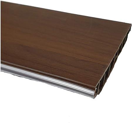 zoccolo ottima per la cucina zoccolatura Zoccolatura per cucina 2 metri 10 h resistente colore ciliegio