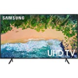 Samsung UN43NU7100 Flat 43 4K UHD 7 Series Smart LED TV (2018)