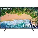Samsung 50NU7100 Flat 50' 4K UHD 7 Series Smart LED TV (2018)