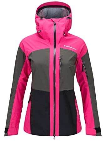 big sale 71cf8 30e9f Peak Performance Damen Snowboard Jacke Heli Gravity Jacket ...
