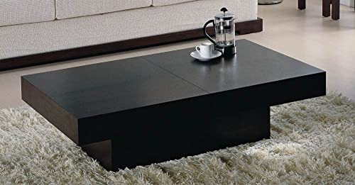 Beverly Hills Furniture Nile Rectangular Cocktail Table