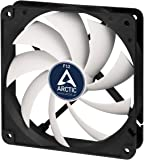ARCTIC F12-120 mm Standard Case Fan | Ultra Low Noise Cooler | Silent Cooler with Standard Case | Push- or Pull Configuration possible,AFACO-12000-GBA01