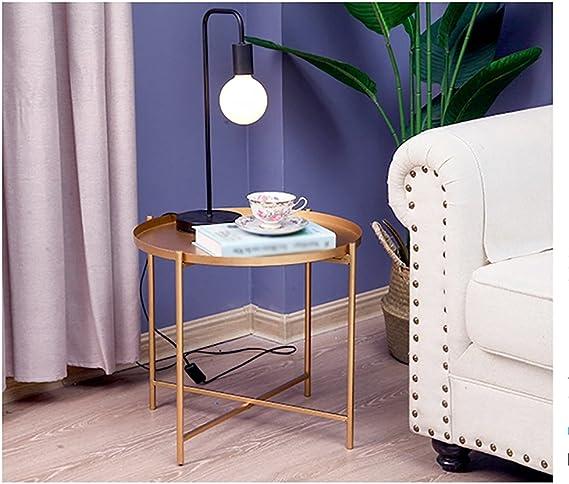 Basse Ménage Petite Table Canapé Fer Pliant Forgé Coin 35A4RLcjq