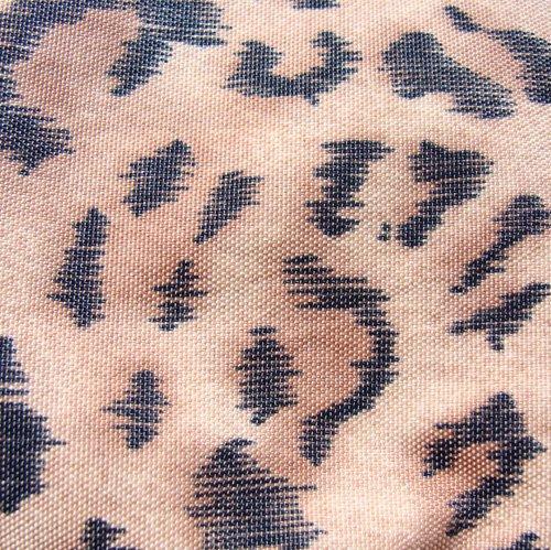 Brown Leopard Print The Plaid Purse Bag Organizer