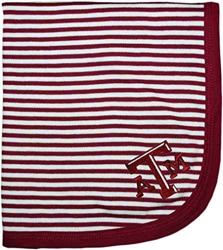 - Texas A&M Aggies NCAA Newborn Infant Toddler Baby Blanket 33