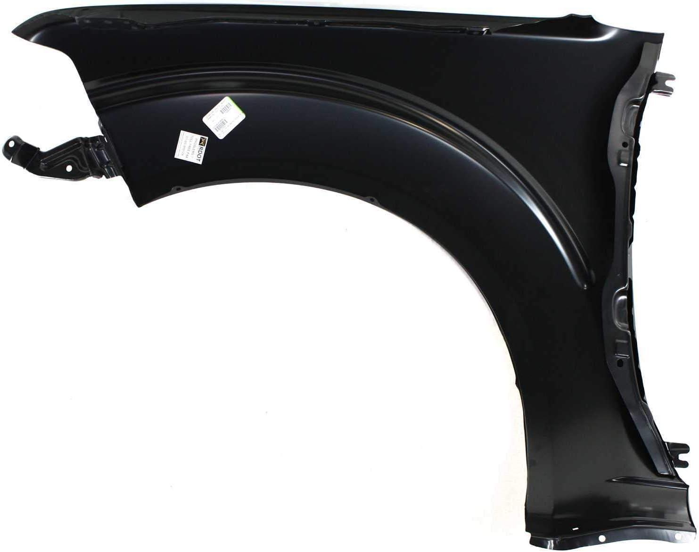 Fender Liner for 2005-2012 Nissan Pathfinder Front Left /& Right Side Set of 2