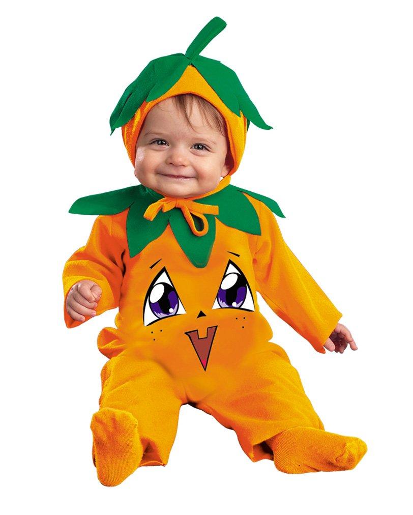 sweet pumpkin baby costume