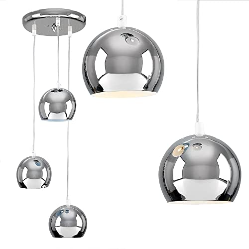 3 Pendant Ceiling Light: Amazon.co.uk