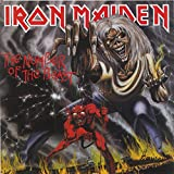 The Number of the Beast (Gatefold Picture Disc Vinyl LP)