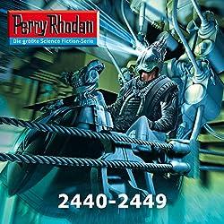 Perry Rhodan: Sammelband 5 (Perry Rhodan 2440-2449)