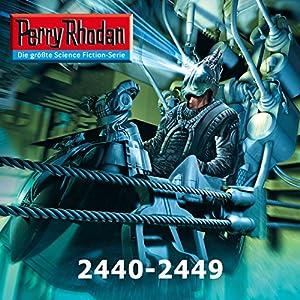 Perry Rhodan: Sammelband 5 (Perry Rhodan 2440-2449) Hörbuch
