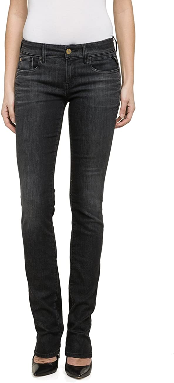 REPLAY Vicki - Pantalones Mujer