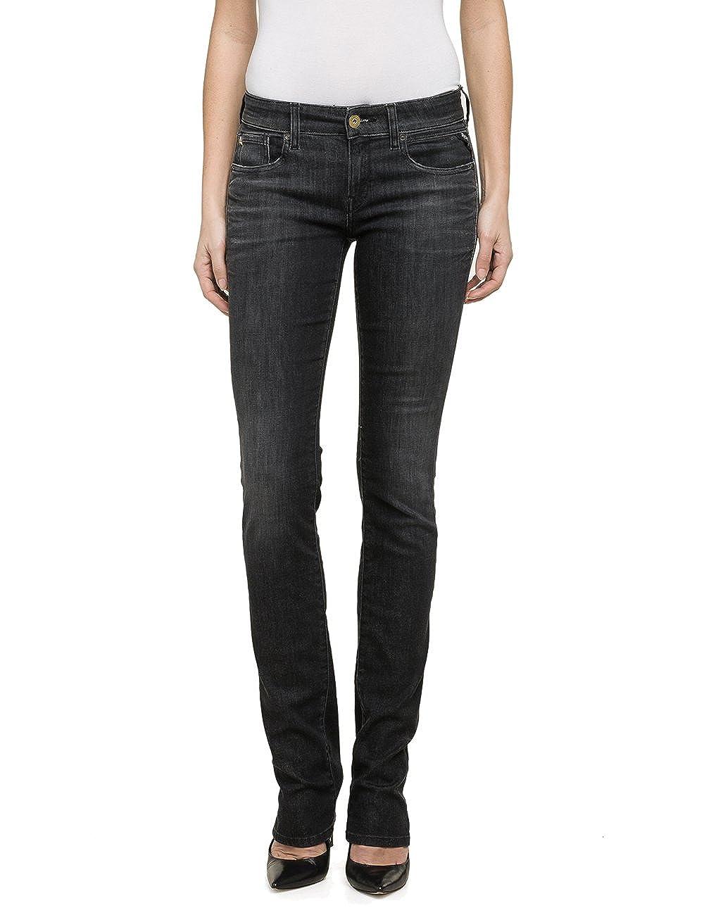 TALLA W24/ L34 (Talla del fabricante: 24). REPLAY Vicki - Pantalones Mujer