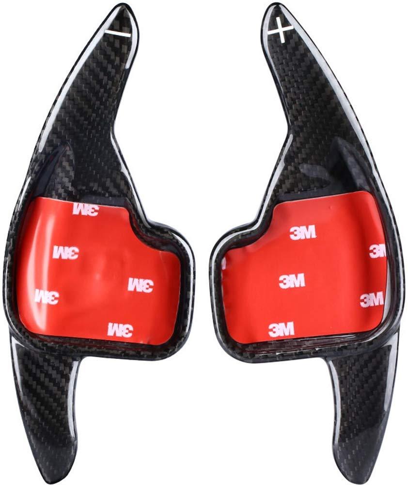 Overdrive-Racing DSG DKG Schaltwippen Verl/ängerung Schaltung Shift Paddle Echt Carbon 3er 4er 5er GT X1 X4 Z4 F18 F20 F30 F32-2 St/ück