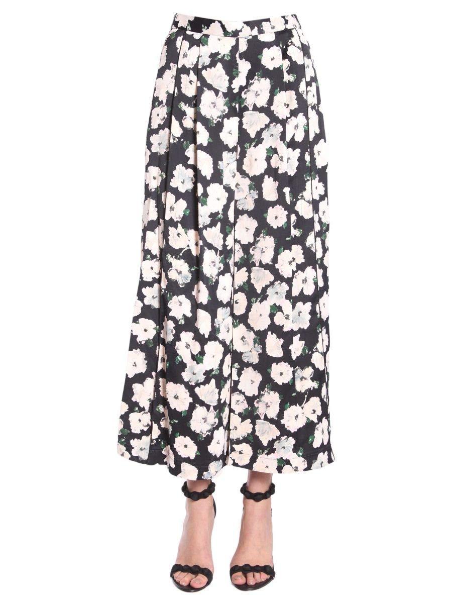 Brand Size 6 PROENZA SCHOULER Women's R182624BYP9621352 Black Viscose Pants