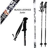 Zipline Ski Poles Carbon Composite Graphite Lollipop- U.S. Ski Team Official Supplier