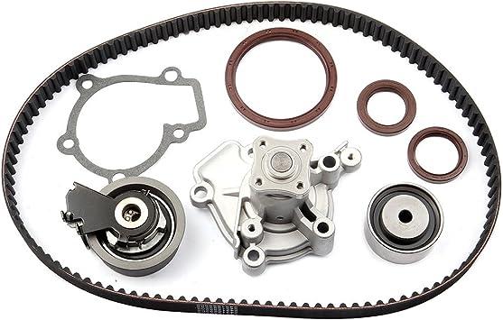 Amazon.com: ECCPP Engine Timing Belt Tensioner Water Pump Kit For Hyundai  Kia 2.0L G4GC G4GF: Automotive | Hyundai Timing Belt |  | Amazon.com