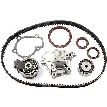 eccpp2.0l g4gc g4gf Motor Tensor de correa de la bomba de agua Kit para Hyundai Kia: Amazon.es: Coche y moto