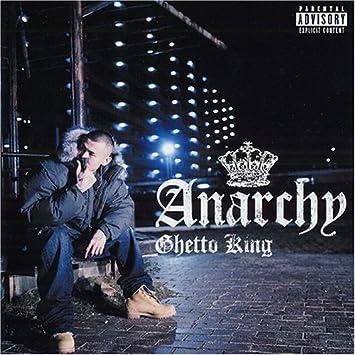 amazon ghetto king anarchy j pop 音楽