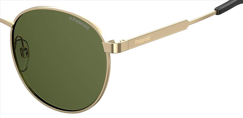 Polaroid PLD 2053/S Gafas de Sol, Multicolor (Goldgreen), 51 ...