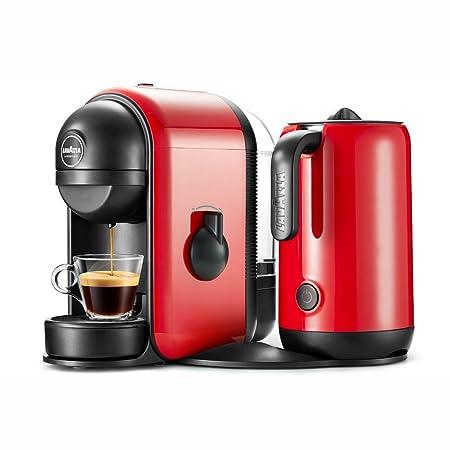 Lavazza Minù Caffè Latte Independiente Semi-automática Máquina de café en cápsulas 0.5L Rojo - Cafetera (Independiente, Máquina de café en cápsulas, ...
